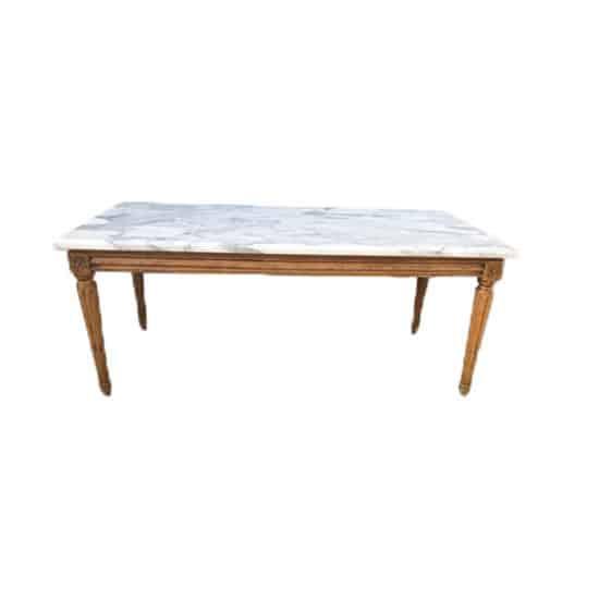table basse en marbre une note