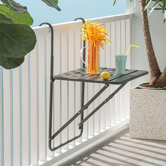 table pour balcon 10 modeles pour un