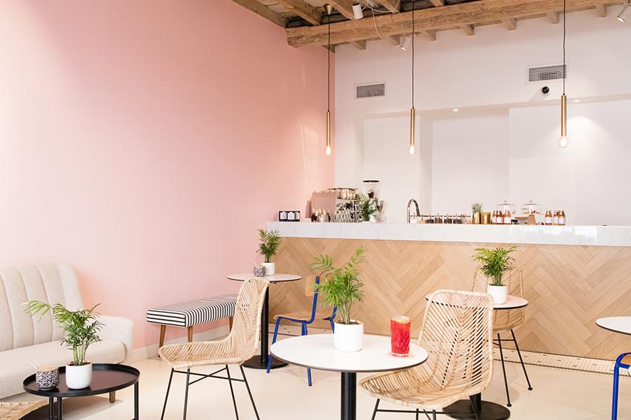 palma caf boutique montpellier for interior living. Black Bedroom Furniture Sets. Home Design Ideas