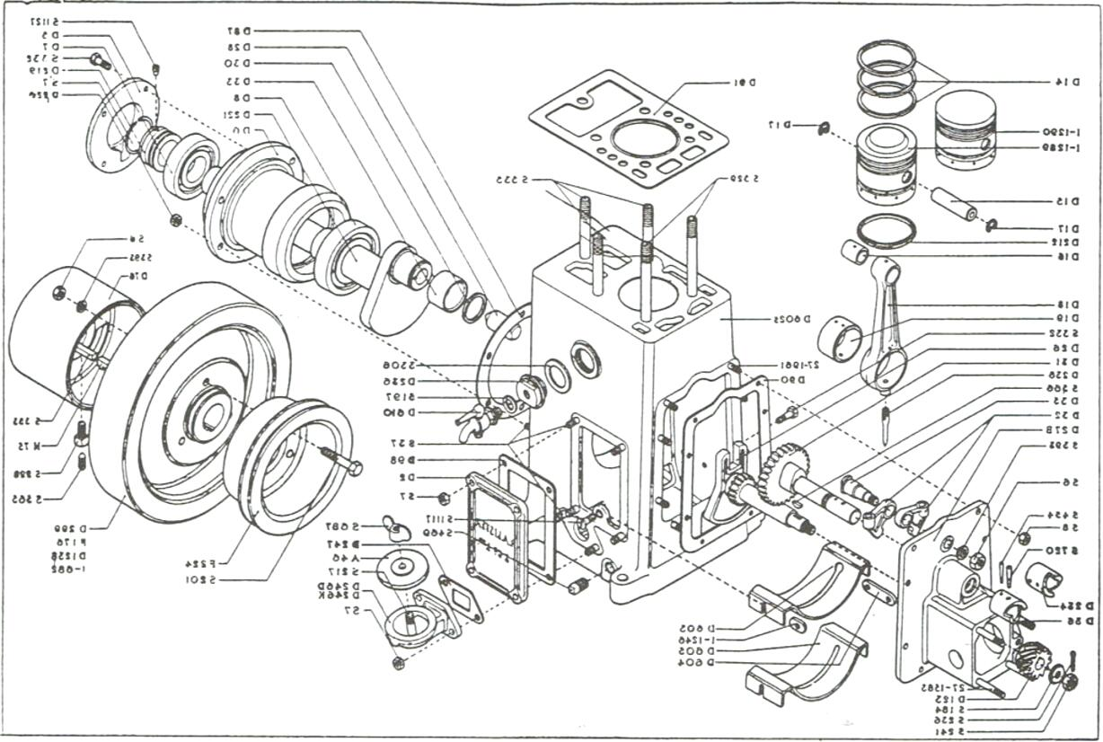 Lister D Parts For Sale In Uk