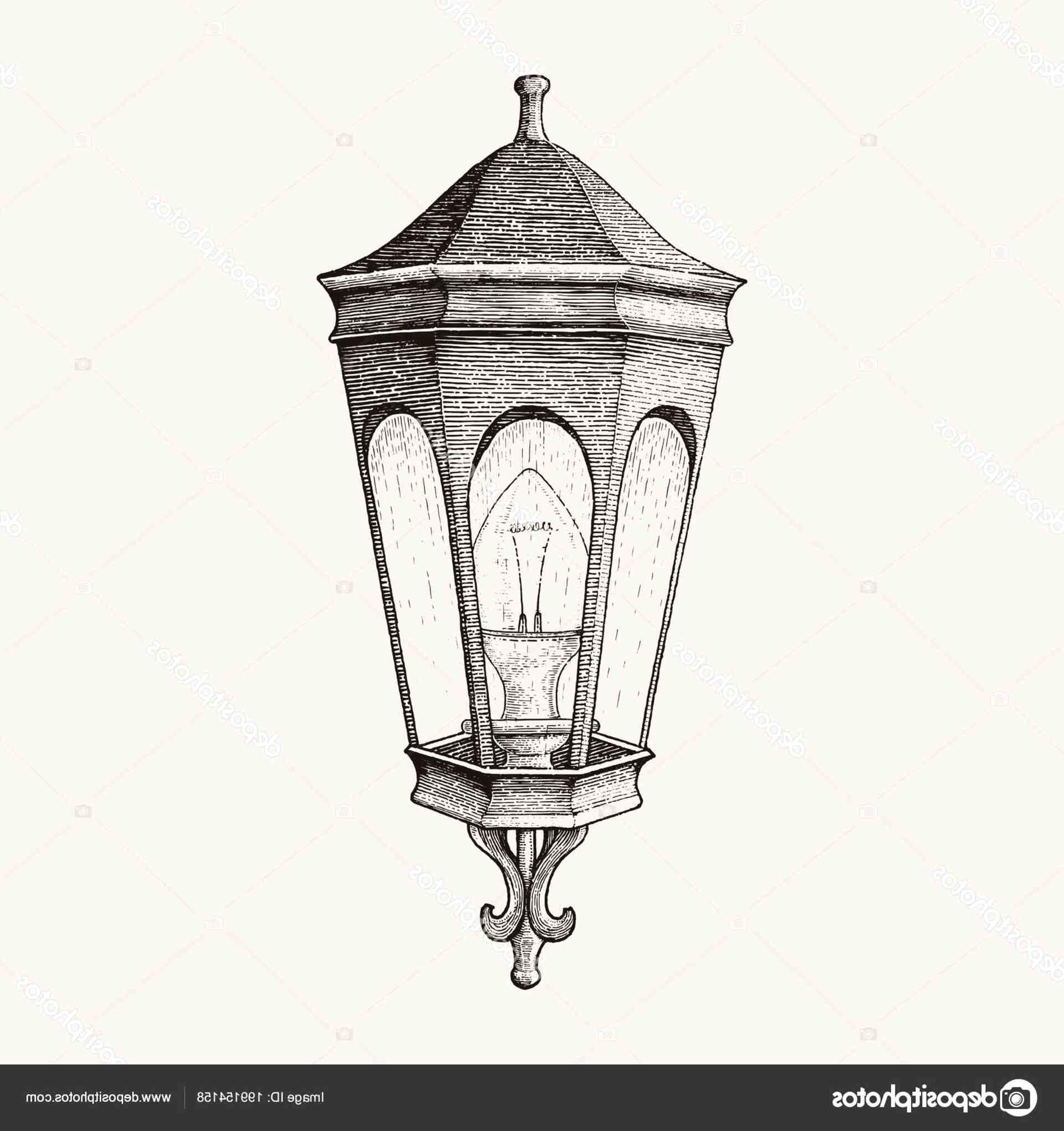 Vintage Road Lamp For Sale In Uk