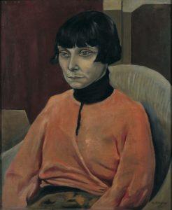 Rudolf Schlichter, Jenny, 1923, Von der Heydt Museum, Wuppertal.