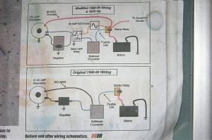 alternator wiring upgrade | For A Bodies Only Mopar Forum