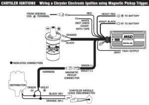 Msd 6al Wiring Diagram  Somurich