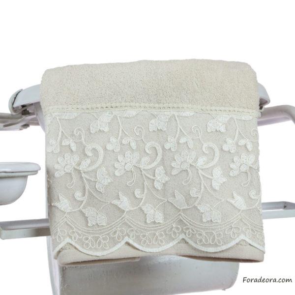 asciugamani beige