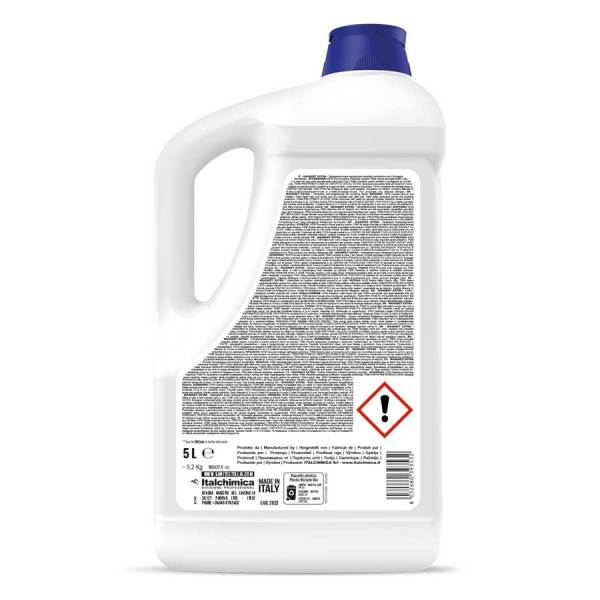 sanitec detersivo- avatrice extra sgrassante- iquido e supersgrassante in tanica da 5 lt washdet extra codice 2023