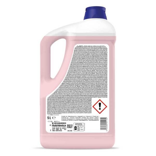 sanitec detersivo- iquido lavatrice per lana e delicati a mano e in lavatrice in tanica da 5 lt wooldet codice 2030