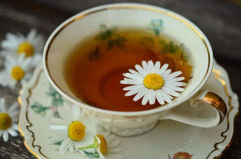 Herbal Remedies - Chamomile Tea