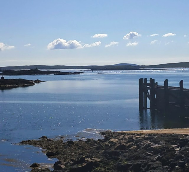 The Outer Hebrides - Leverburgh