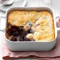 Blackberry Cobbler - Blackberries