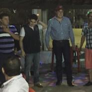 Arruda, Vinicius, Bruno e Cafu; os responsáveis pelo sucesso do Costelão.