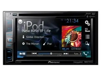 PIONEER AVH-X3700BHS REVIEW
