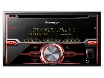 Pioneer FH X720BT review