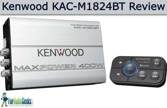 Kenwood-KAC-M1824BT-Review