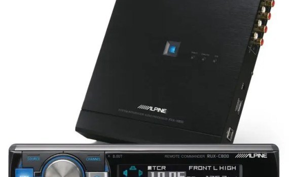 Alpine PXA-H800 Review