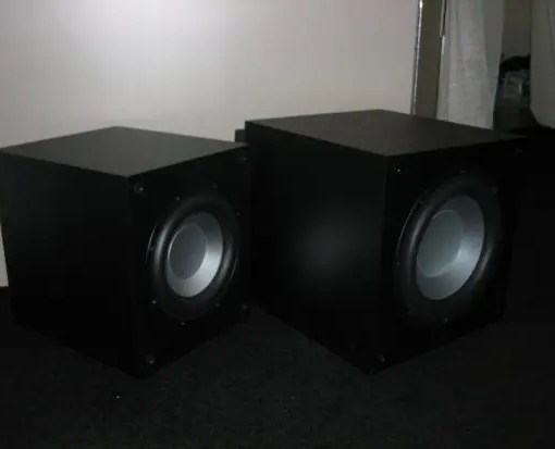 Fixing a subwoofer