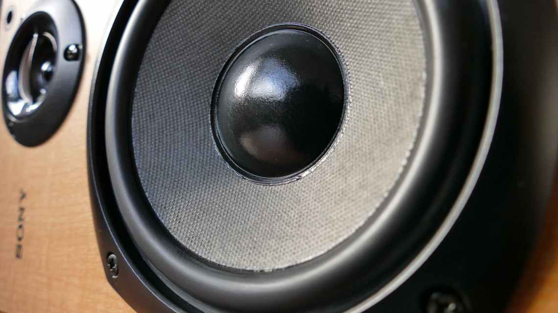 acoustic amplifier audio bass