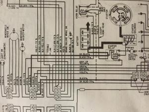 Starter Relay wiring and 4pin to 2pin resistor? | For B