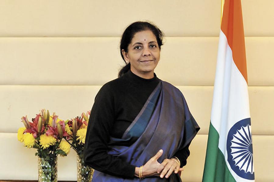 Image result for nirmala sitharaman