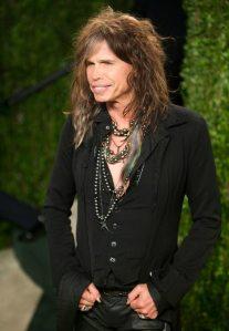 Steven Tyler degli Aerosmith | © ADRIAN SANCHEZ-GONZALEZ / Getty Images