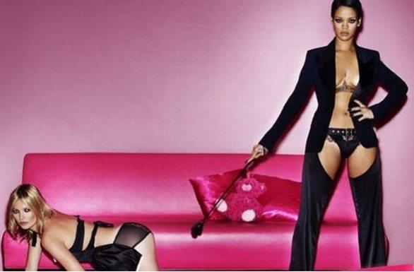 Kate Moss e Rihanna