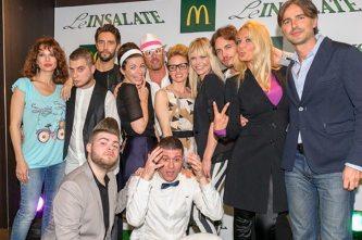 Gli ospiti vip di McDonald's