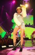 La performance di Miley Cyrus | © /Getty Images