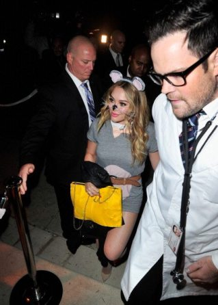 Hilary Duff in versione Mouse | © Jerod Harris / Getty Images