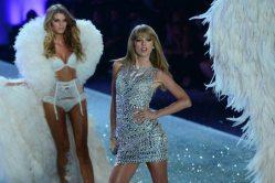 Taylor Swift e le modelle di Victoria's Secret | © Getty Images
