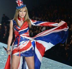 Taylor Swift al Victoria's Secret Fashion Show | © Getty Images