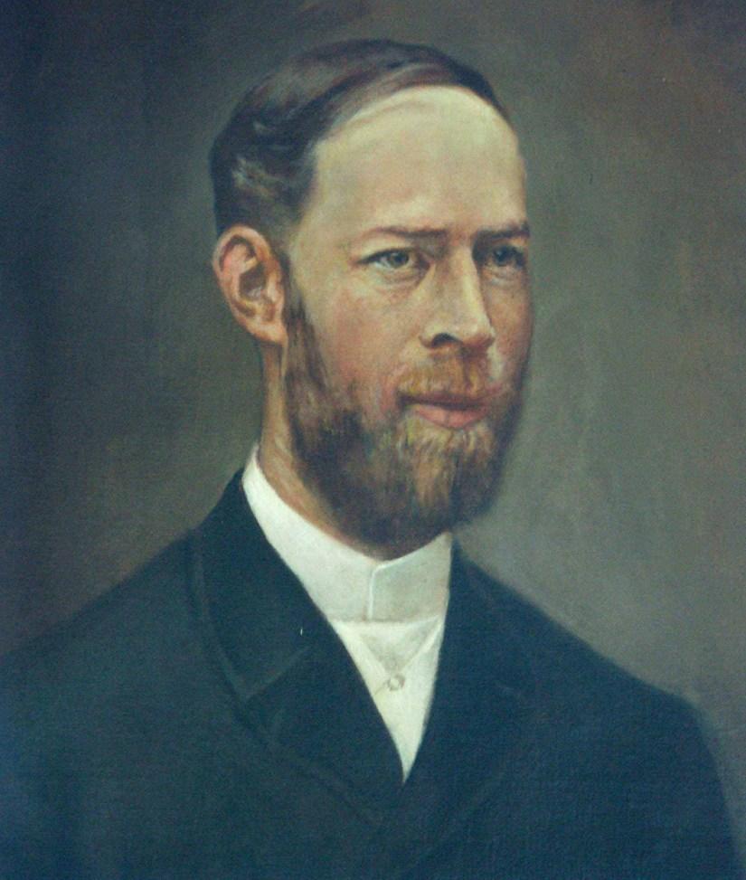 Heinrich Hertz (1857-1894)