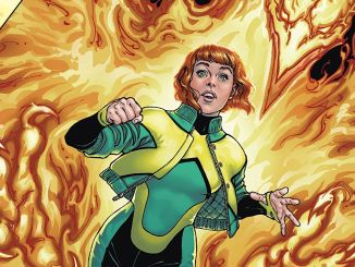 Dennis Hopeless Jean Grey #1 Marvel 2017