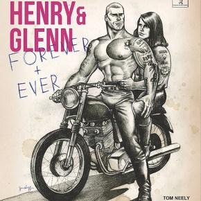 Tom Neely Glenn Danzig, Henry Rollins comic Microcosm hardcover
