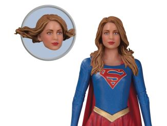 DC Collectibles Supergirl Melissa Benoist action figure toy