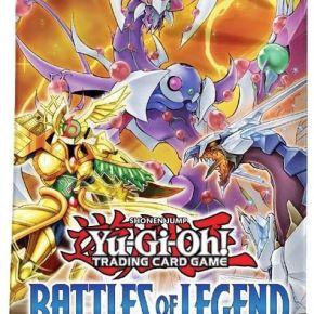 Yu Gi Oh Battles of Legend Lights Revenge Booster Pack