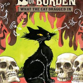 Beasts of Burden: What the Cat Dragged In, by Evan Dorkin, Sarah Dyer, and Jill Thompson