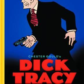 Dick Tracy comic strip hardcover