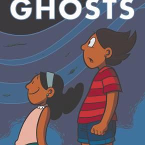 Scholastic Raina Telgemeier Ghosts Drama