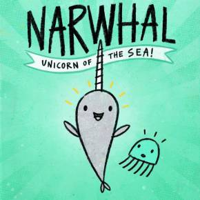Narwhal Kids comics comic book all ages