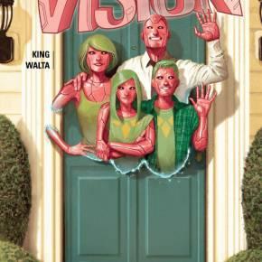 Tom King Marvel Comics Vision