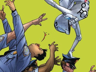 Rocket Girl Image Comics Amy Reeder Brandon Montclare