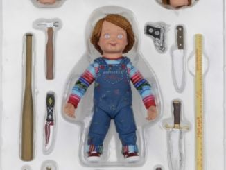 NECA Toys Ultimate Chucky Action Figure Child's Play toy