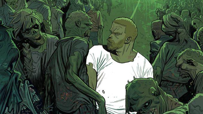 Robert Kirkman Charlie Adlard The Walking Dead #171