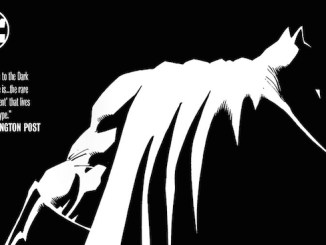 Batman Dark Knight III Master Race Frank Miller