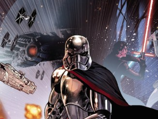 Star Wars Last Jedi Captain Phasma Disney