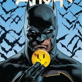 Batman Flash Watchmen lenticular limited edition hardcover