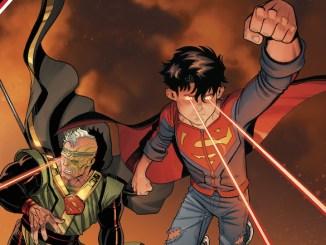 Action Comics Superman Oz Effect