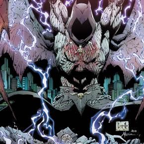 Batman Greg Capullo Dark Nights Metal