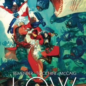 Rick Remender Low Image comics graphic novel