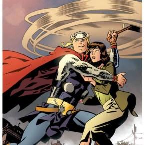 Chris Samnee Mighty Thor